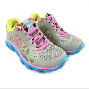 Under Armour Kids Shoes Youth Size 1Y